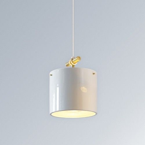 Fresnel Pendant Light by Castor