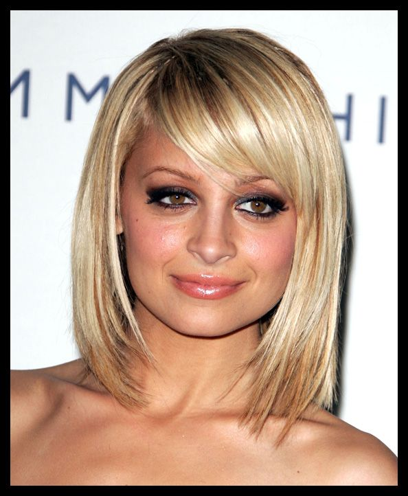 how to style hair for an richie such style thick bangs 5182