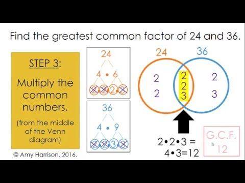 Gcf ladder diagram data wiring diagrams teaching math in a virtual reality aharri5on middle school math rh pinterest co uk division ladder ccuart Choice Image