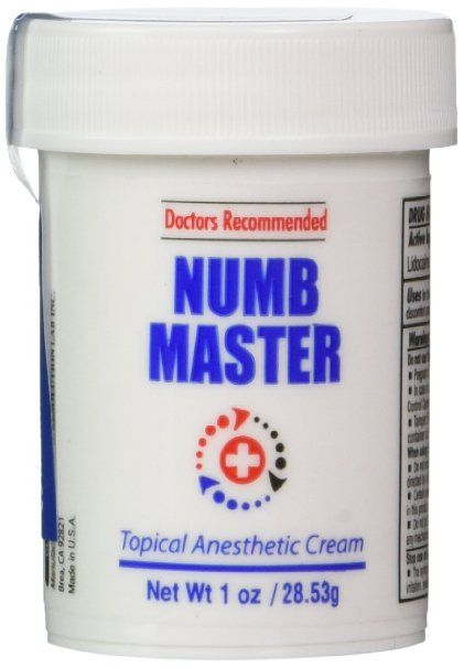 Buy the Best Tattoo Numbing Cream Online | InkDoneRight Tattoo Numbing Cream is made especially for use before getting a tattoo.