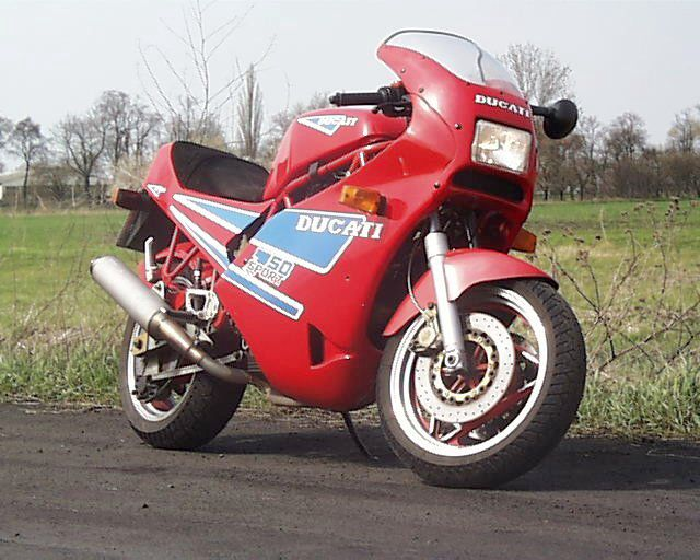 Ducati 750 Sport -89   Wikipedia
