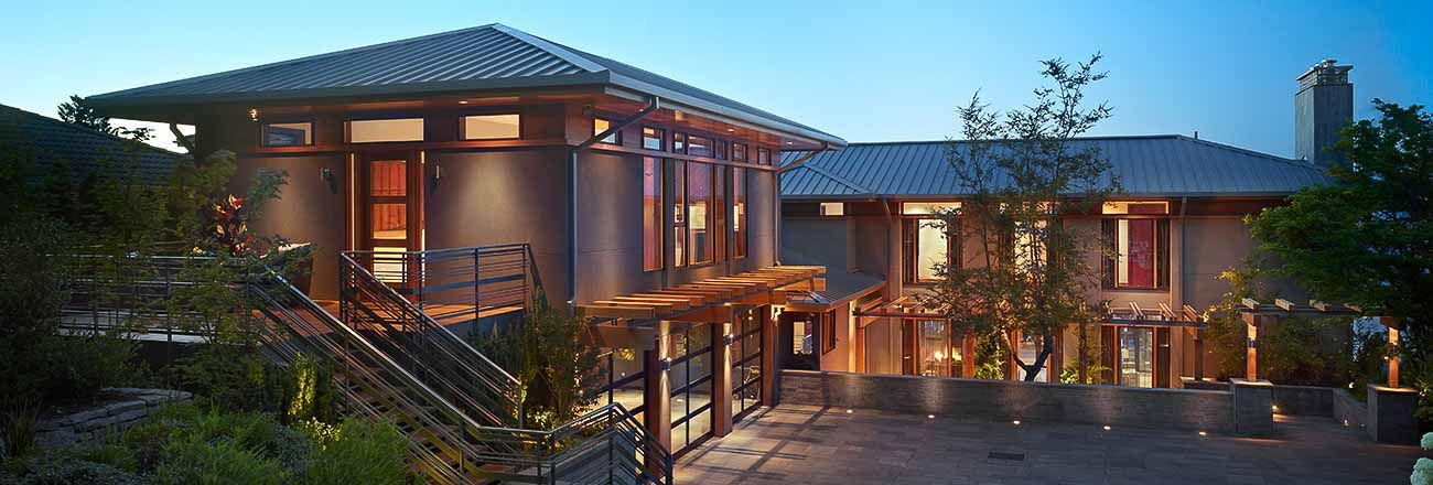 northwest modern home architecture. A 2011 Gold Nugget Merit Award Winner - Lakefront Splendor Is Stunning Contemporary Home Designed By Gelotte Hommas; High End Architecture Northwest Modern S