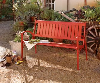 Bench For Front Step Www Napastyle Com 399 Garden Bench Napa Style