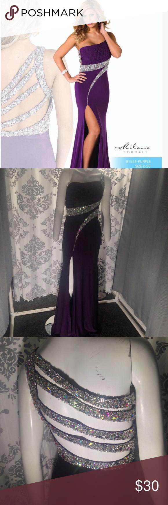 Purplr Milano Prom Dresses