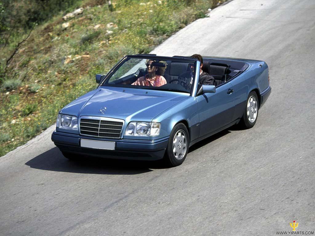 Mercedes benz a124 1990