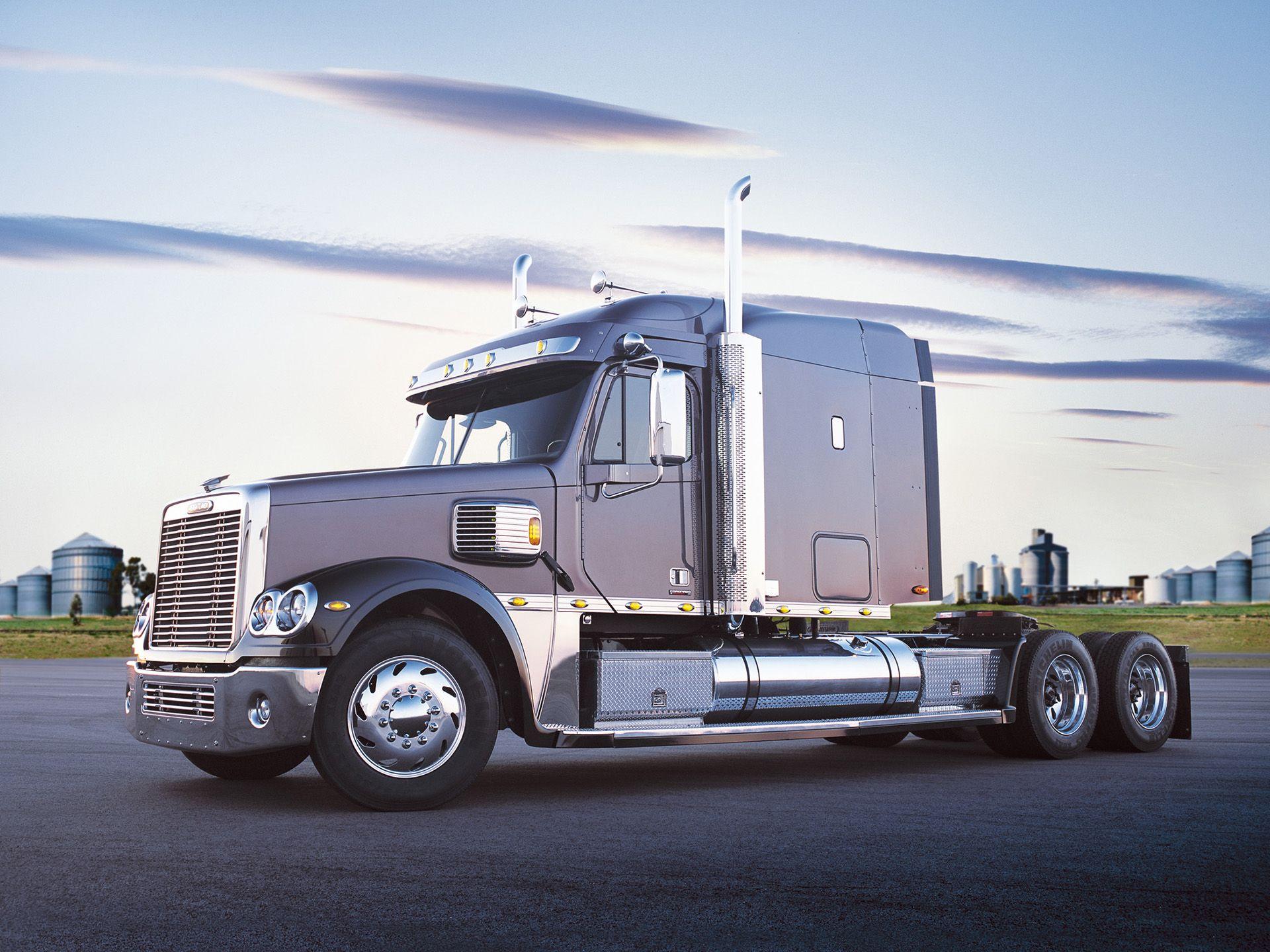 Freightliner Freightliner Coronado 10 Image Freightliner Freightliner Trucks Big Trucks