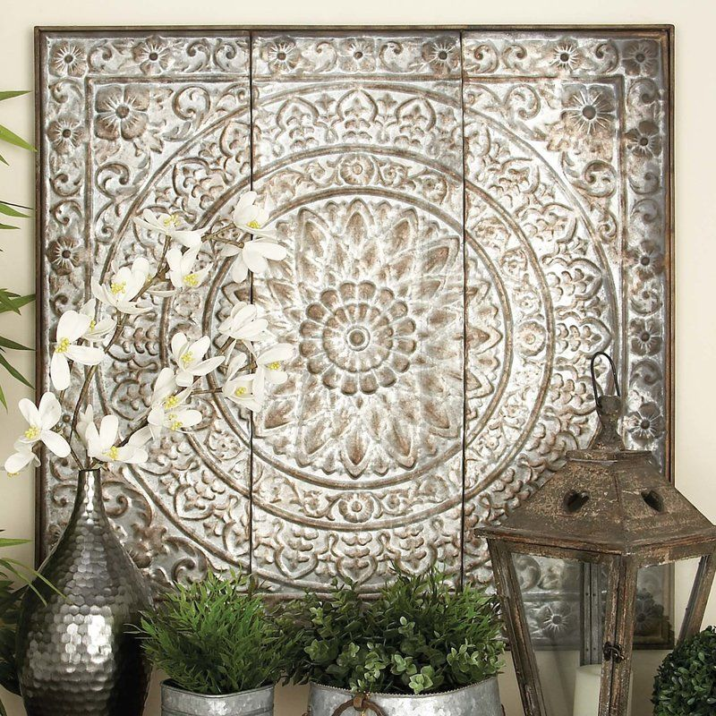 Traditional Artistic Wall Panel Decor Reviews Allmodern