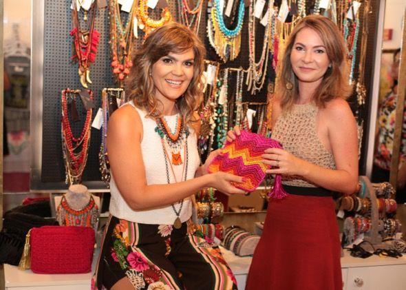 Juana Moura e Jô de Paula. Crédito: Paloma Amorim / Divulgação