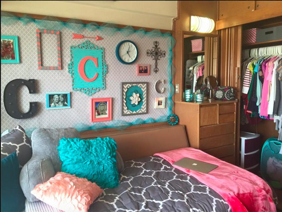 Marvelous Texas Tech Chitwood Dorm Part 29