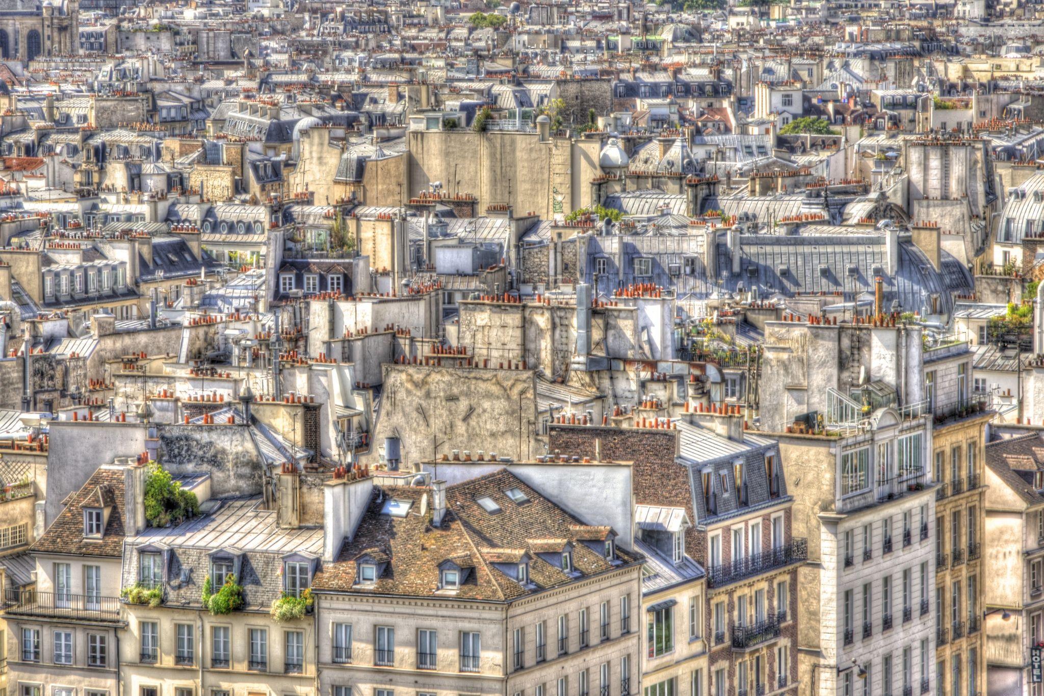 Rooftops of Paris III by Joe Reynolds - Photo 85177783 - 500px