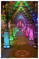 Inside Ramoji Film City