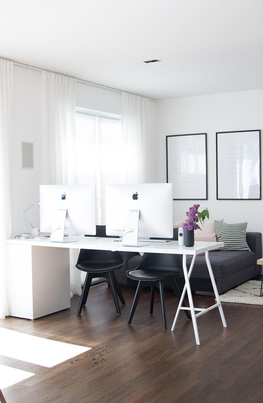 Homeoffice Im Wohnzimmer Soul Follows Design Büro Wohnzimmer Wohnzimmer Wohnung