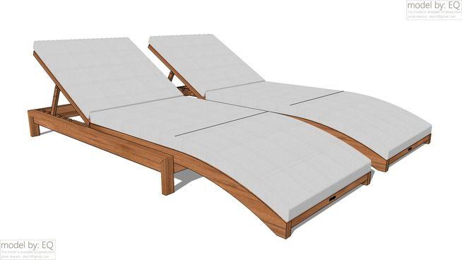 Bed 3d And WarehouseSofa chair Symbol Sun Pool v8w0mNn