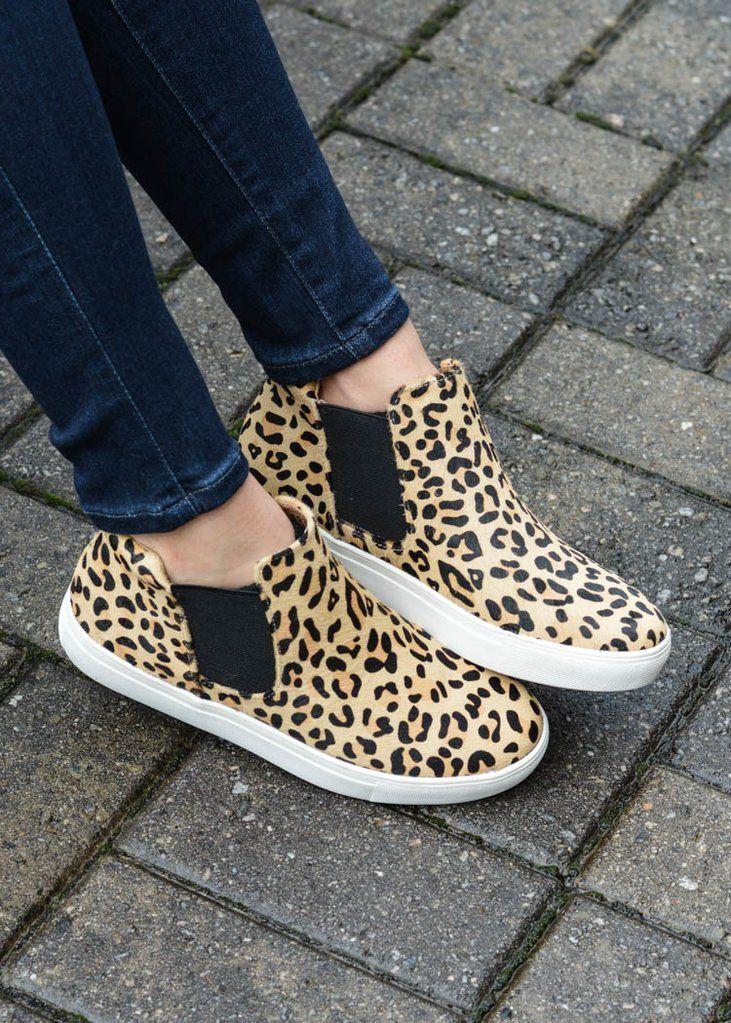 6b97da24c5e877 Coconuts by Matisse Harlan High Top Sneaker - Leopard in 2019 ...