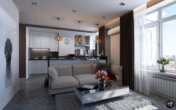 5 Apartment Designs Under 500 Square Feet Apartment Design 1 Bedroom Apartment Home