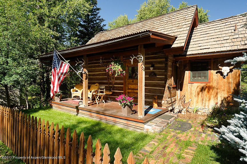 Aspen Colorado Cabins And Cottages Real Estate Website Design Next At Home