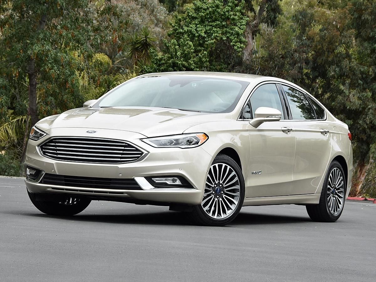 First Drive Review 2017 Ford Fusion Remains One Of The Most