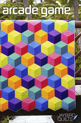 Piecing Together A 3d Block Quilt May Seem Daunting But This