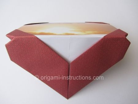 Photo Frame Origami Instructions Framess