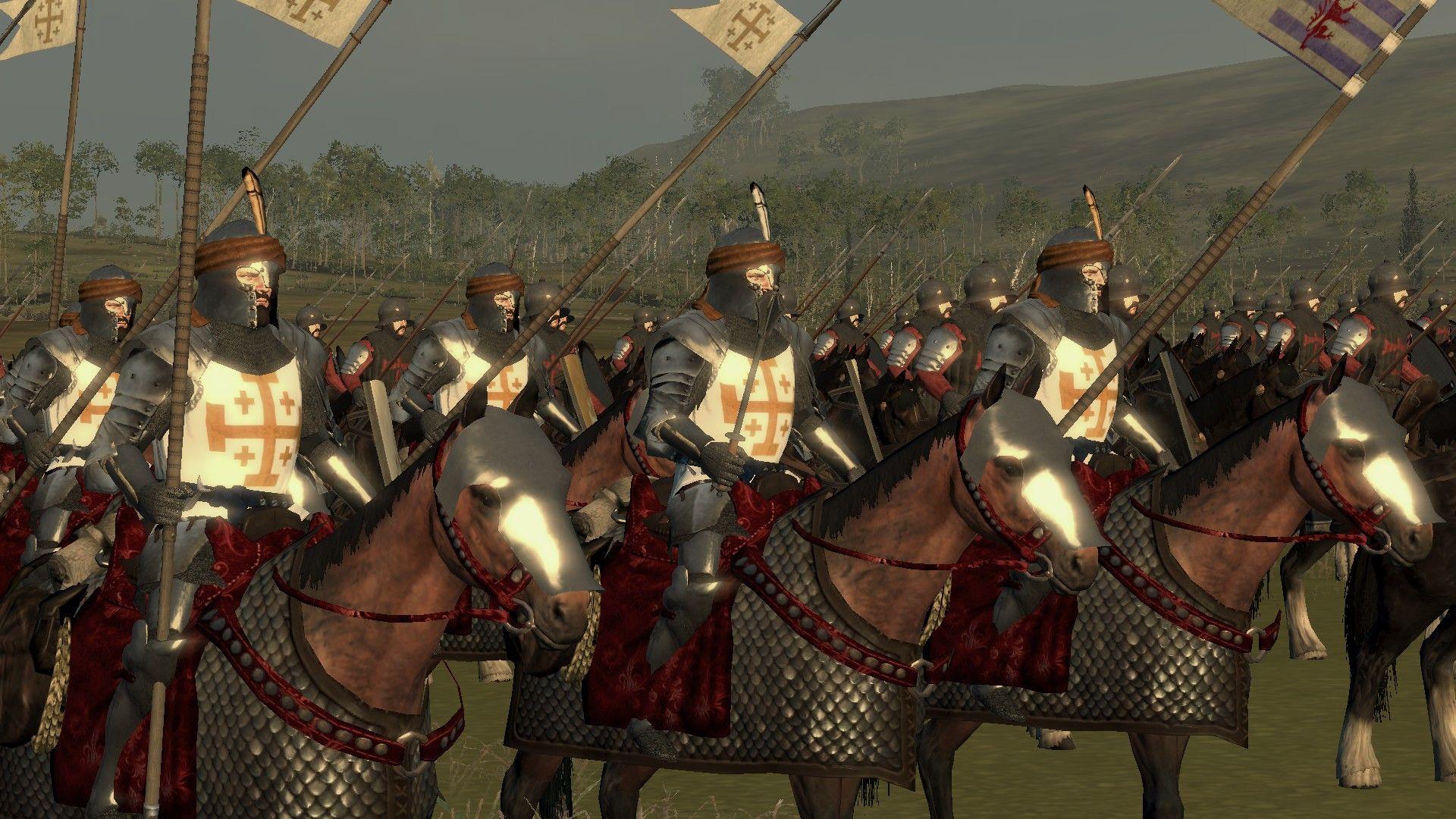 Total war порно medieval