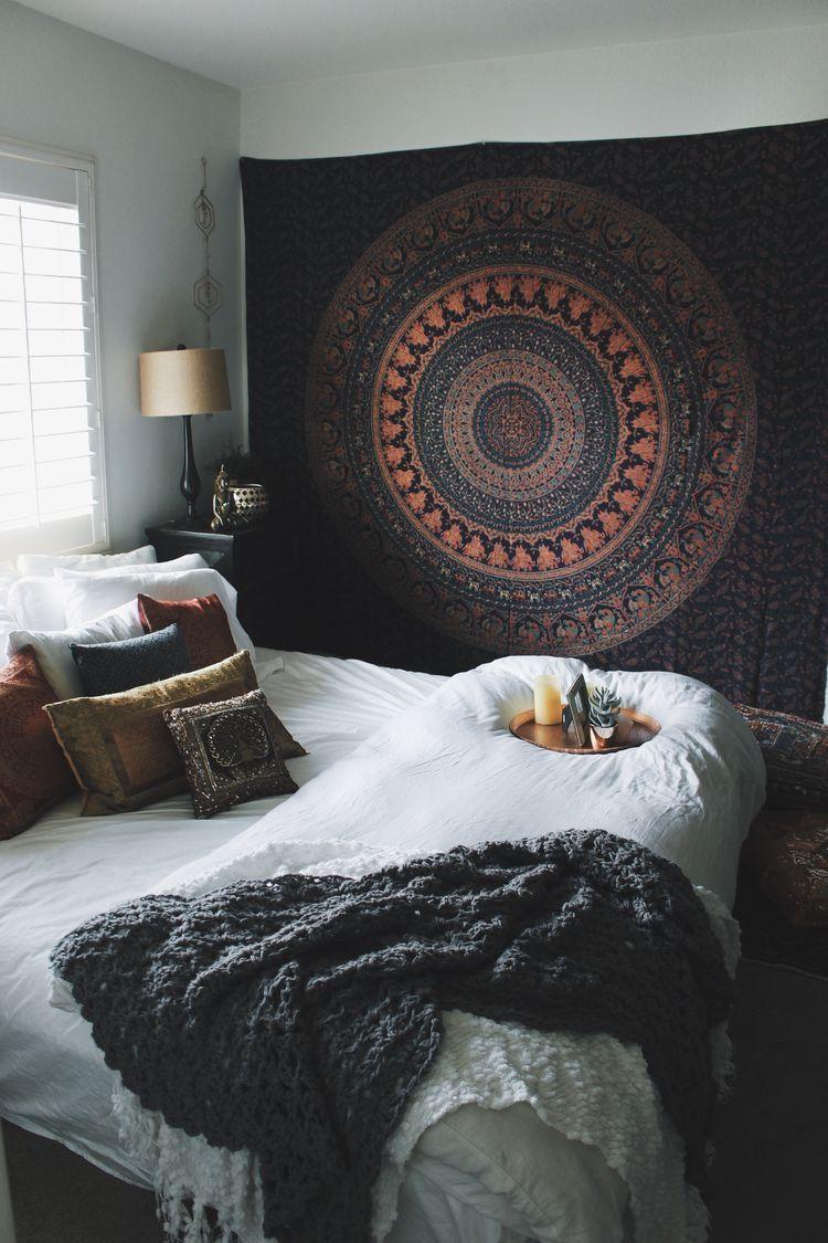 What\'s Hot on Pinterest: 5 Bohemian Interior Design Ideas | •Gypsy ...