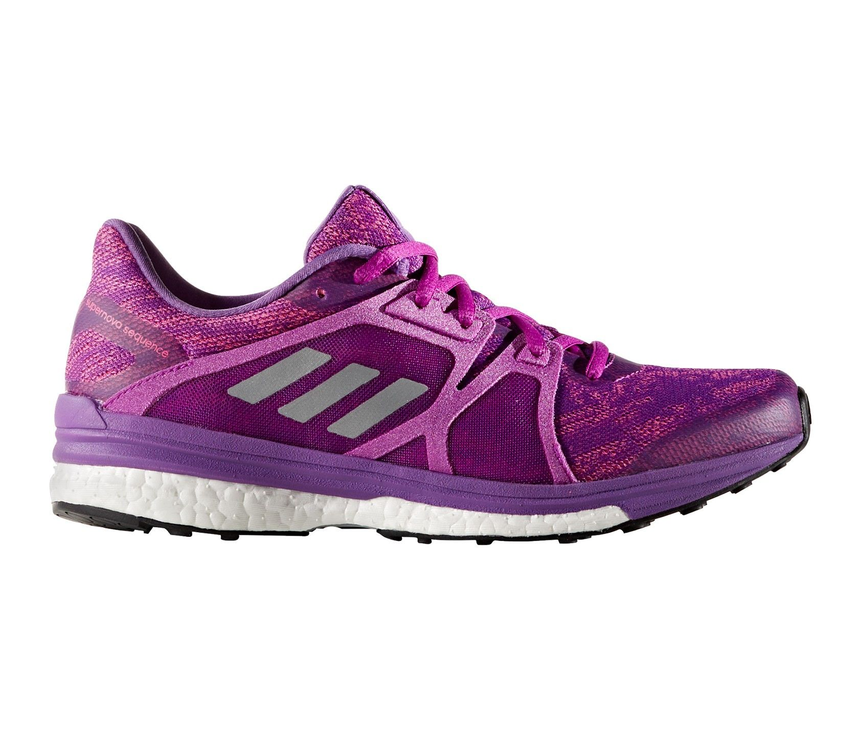 ADIDAS SUPERNOVA SEQUENCE BOOST 9 VIOLETA MUJER