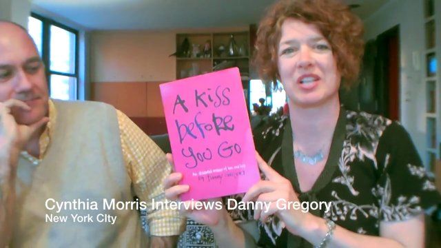 Cynthia Morris Interviews Danny Gregory About Writing An
