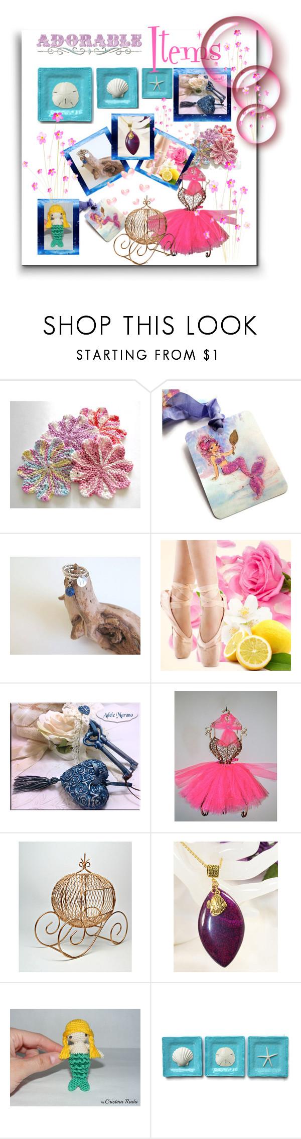 """Adorable Etsy items around the world !"" by adelemarano on Polyvore featuring interior, interiors, interior design, Casa, home decor, interior decorating e B. Ella"