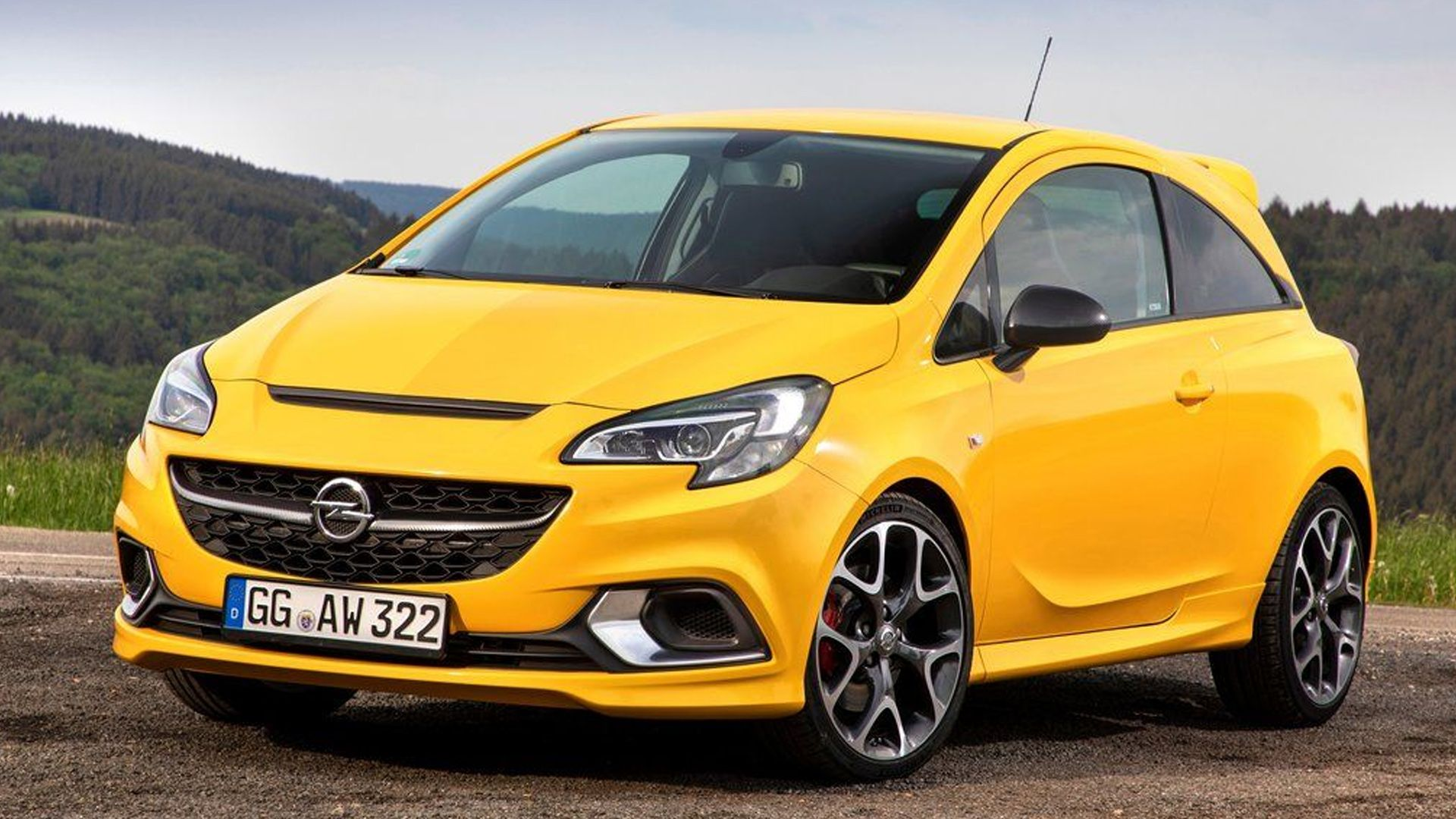 Opel Has Revealed The 5th Generation Of Its Best Selling Model The Opel Corsa Is One Of The Most Enduringly Popular Models In The B Avtomobil Dizajn Motocikl