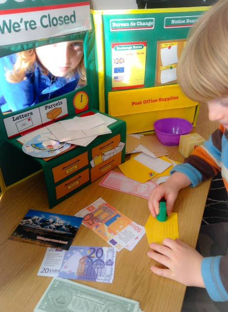 We Reviewed The Educational Children S Role Play Post Office Set By Learning Resources Uk Find