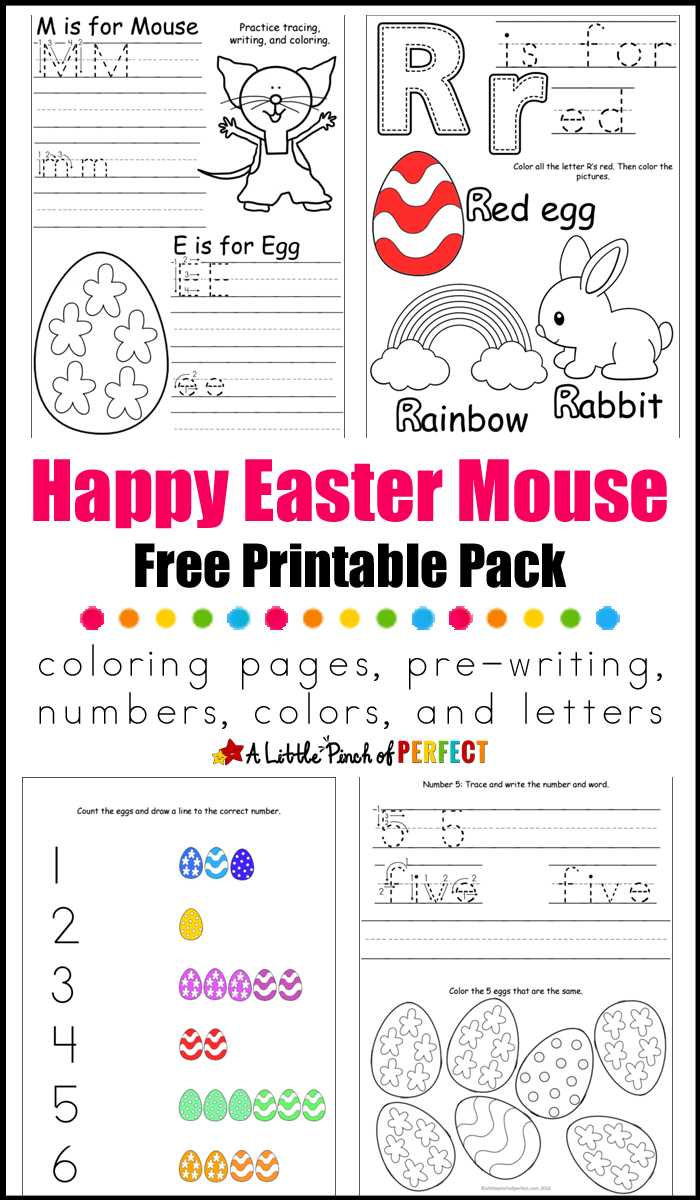 Free Printable Easter Mouse Pack Inspired By Laura Numeroff Easter Printables Free Printable Easter Activities Easter Printables Preschool [ 1200 x 700 Pixel ]