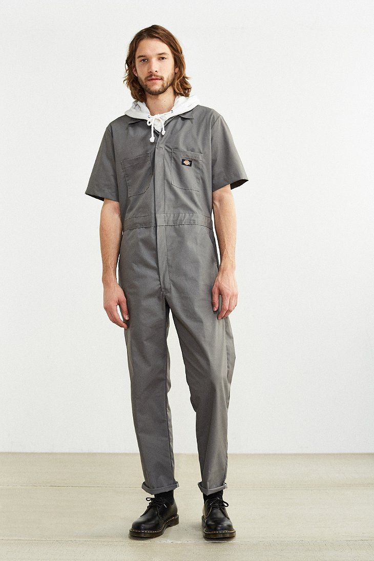 dickies basic short sleeve coverall basic shorts on dickies coveralls id=47651