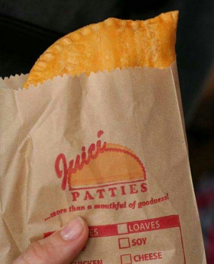 Late lunch it is @juicipattiesja. #jamaicanfood #delicious #foodie #foodporn #pattie #juicipatties #quickbite #jamaican #visitjamaica #jamaicanvacation #instafood #instablogger #instablog #irie #iriejamaica876 by irie_jamaica876