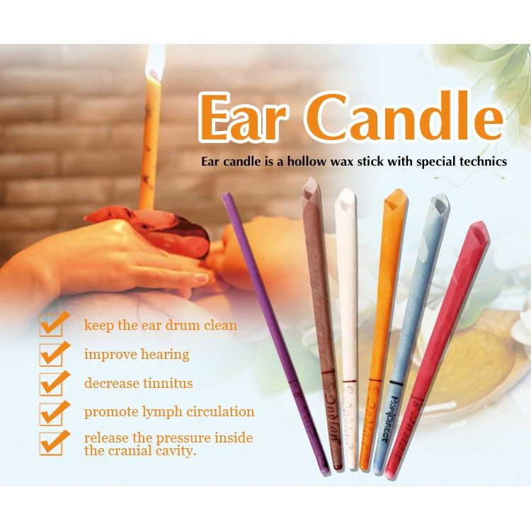How To Use Indian Ear Wax Candles Di 2020