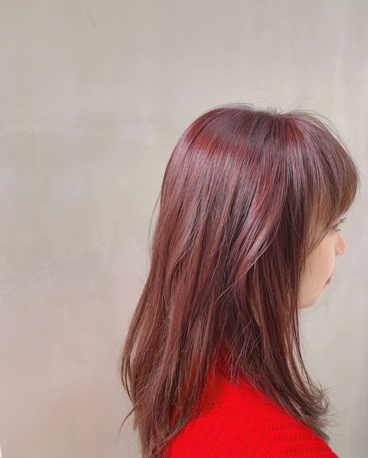 ブリーチなしでも発色キレイ ピンクベージュカラー特集 Hair