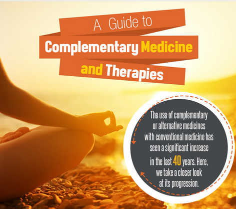 Infographic Complementary Vs Conventional Medicine Complementary Medicine Health And Nutrition Alternative Medicine