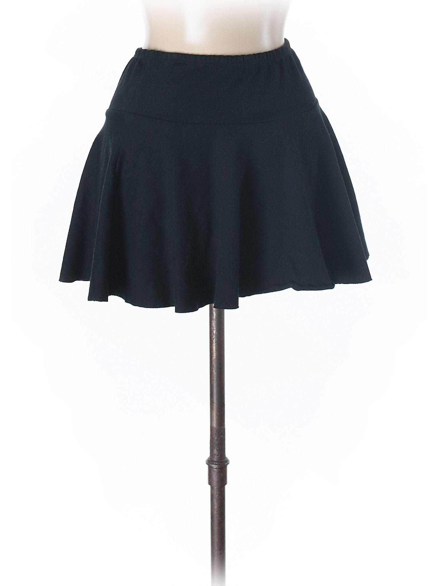 8e6b22b5fb0c7 Casual Skirt | Products | Skirts, American apparel, Black