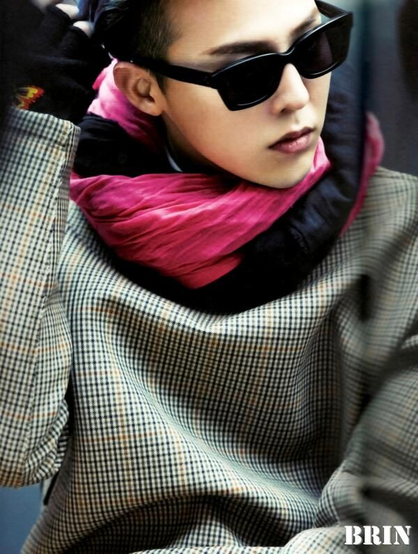 G-DRAGON IN PARIS 2014