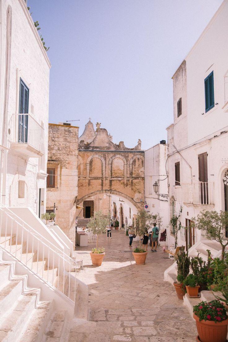 Ostuni, Puglia - The Londoner
