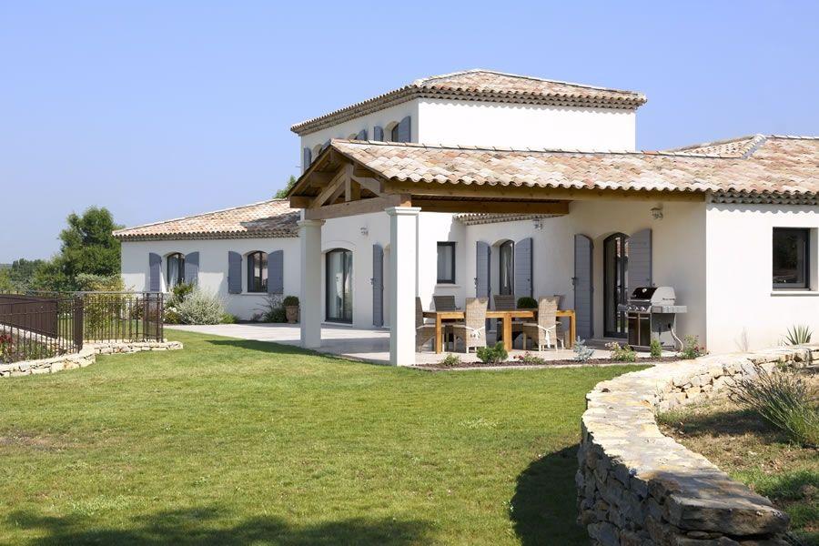 Maison traditionnelle provencale ventana blog - Plan de maison provencale ...