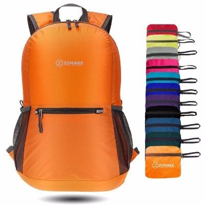 6fb8a927ffbc ZOMAKE Ultra Lightweight Packable Backpack