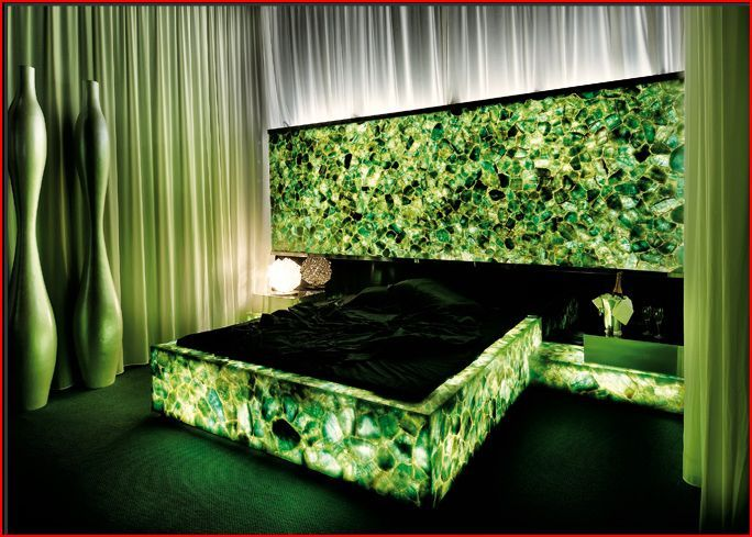 YES!  Agate bed.