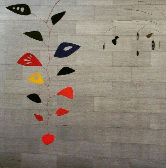 Alexander Calder, Mobile, National Gallery Of Art