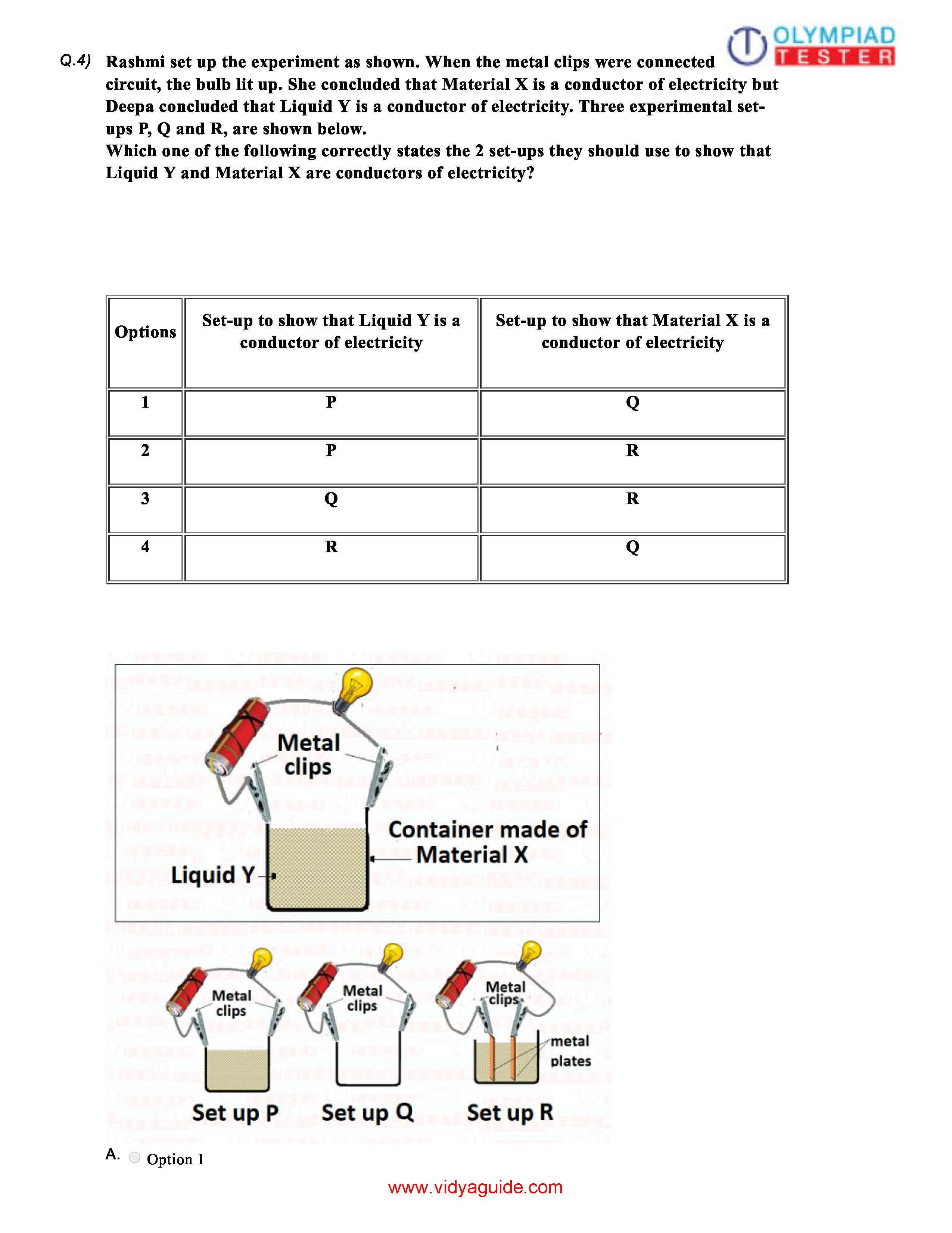 Class 6 Science Electricity Circuits Worksheet 05 Science Electricity Fun Science Worksheets