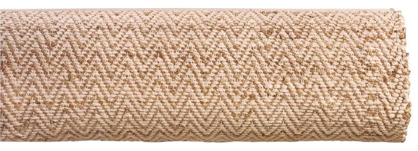 Genial The Zig Zag Jute Area Rug Is Expertly Made From Hand Woven Jute And Cotton  Fibers And Will Lend A Sense Of Casual Elegance To Your Space, As Well As A  Touch ...