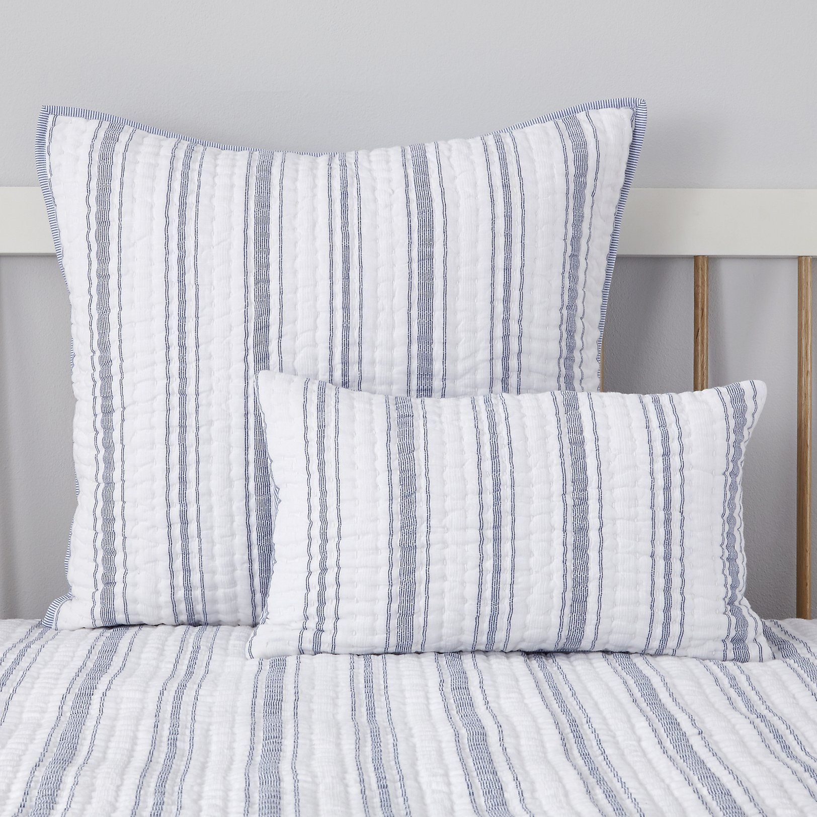 Portreath Collection Cushions Bedspreads Throws Bedroom The White Company Uk