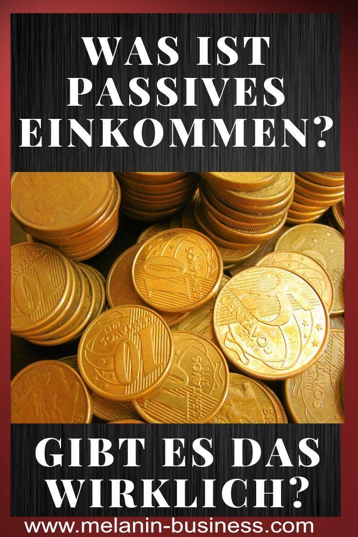 passives einkommen geld verdienen im internet