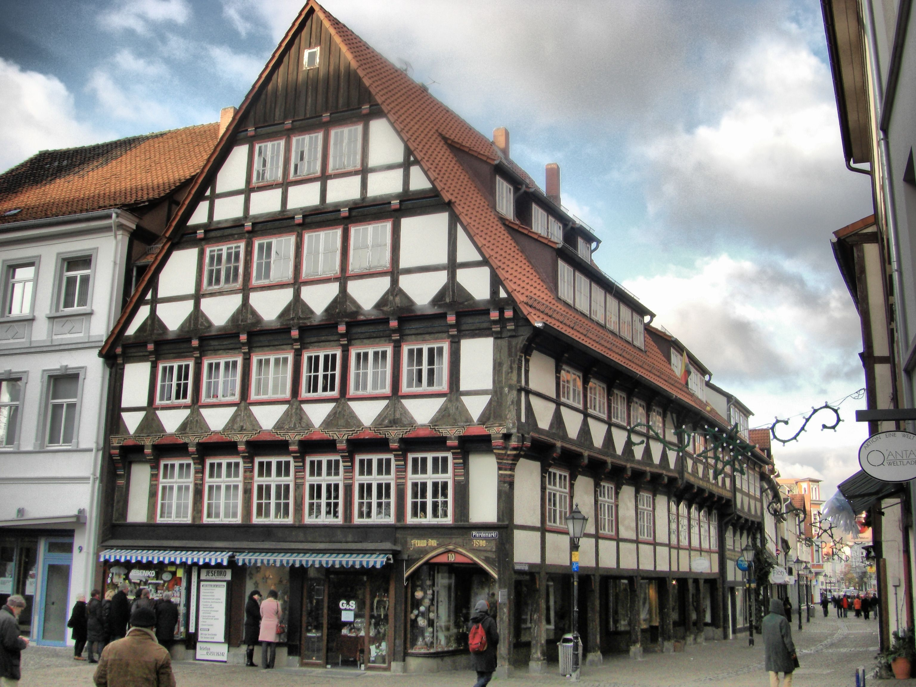 Hameln Germany  City pictures : Hamelin Hameln Germany...made famous by the tale of the pied piper ...