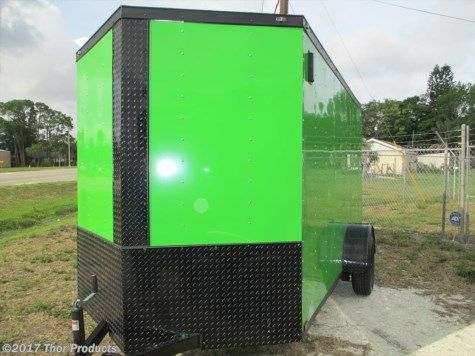 New 2017 Anvil For Sale By Thor Products Available In Palmetto Florida At Thor Trailers You Can Get The Best T Cargo Trailers Best Trailers Enclosed Trailers