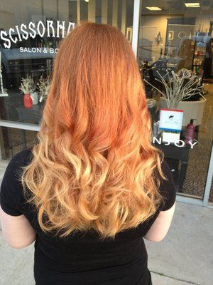 Strawberry Blonde Ombre Hair Pinterest Strawberry Blonde Hair